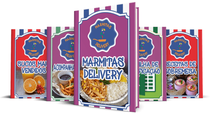 Marmita delivery todas