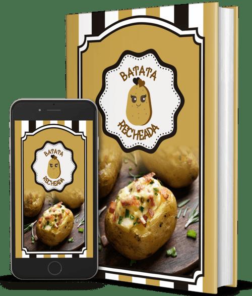 Batata recheada gourmet 1